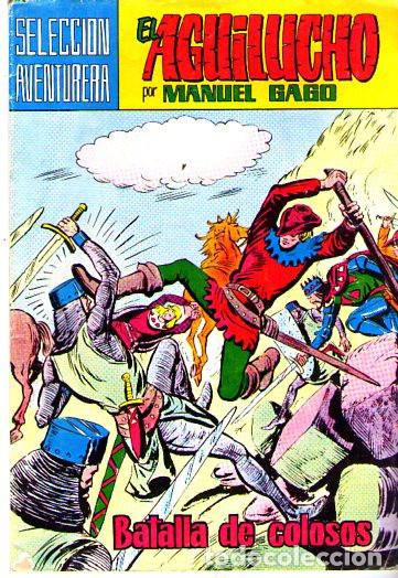 EL AGUILUCHO (COLOR) (VALENCIANA) Nº 4 (Tebeos y Comics - Valenciana - Otros)