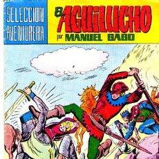 Tebeos: EL AGUILUCHO (COLOR) (VALENCIANA) Nº 4. Lote 194215833