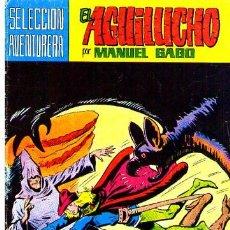 Tebeos: EL AGUILUCHO (COLOR) (VALENCIANA) Nº 7. Lote 194215930