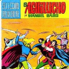 Tebeos: EL AGUILUCHO (COLOR) (VALENCIANA) Nº 9. Lote 194215998