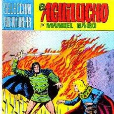 Tebeos: EL AGUILUCHO (COLOR) (VALENCIANA) Nº 10. Lote 194216063