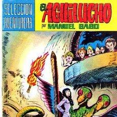 Tebeos: EL AGUILUCHO (COLOR) (VALENCIANA) Nº 11. Lote 194216187