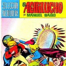 Tebeos: EL AGUILUCHO (COLOR) (VALENCIANA) Nº 12. Lote 194216260