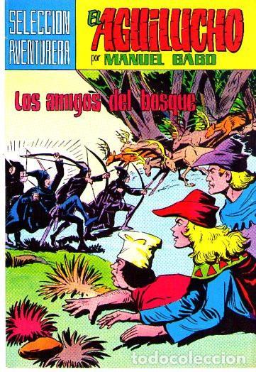 EL AGUILUCHO (COLOR) (VALENCIANA) Nº 15 (Tebeos y Comics - Valenciana - Otros)