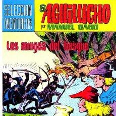 Tebeos: EL AGUILUCHO (COLOR) (VALENCIANA) Nº 15. Lote 194216423