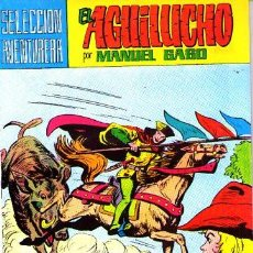 Tebeos: EL AGUILUCHO (COLOR) (VALENCIANA) Nº 17. Lote 194216671