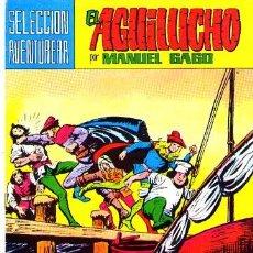 Tebeos: EL AGUILUCHO (COLOR) (VALENCIANA) Nº 19. Lote 194216922