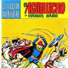 Tebeos: EL AGUILUCHO (COLOR) (VALENCIANA) Nº 30. Lote 194217107