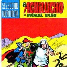 Tebeos: EL AGUILUCHO (COLOR) (VALENCIANA) Nº 32. Lote 194217211