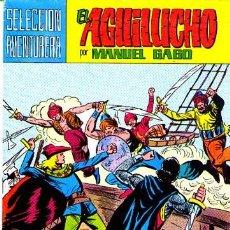 Tebeos: EL AGUILUCHO (COLOR) (VALENCIANA) Nº 36. Lote 194217286