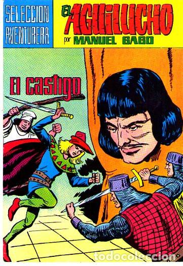 EL AGUILUCHO (COLOR) (VALENCIANA) Nº 37 (Tebeos y Comics - Valenciana - Otros)