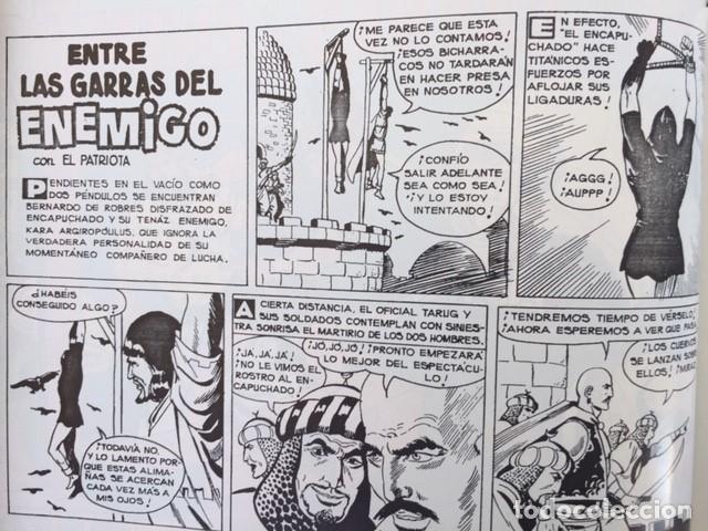 Tebeos: EL PATRIOTA - Fascimil, completa, encuadernada - Ed. Valenciana - Foto 5 - 194226276