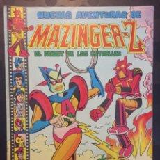 Tebeos: NUEVAS AVENTURAS DE MAZINGER Z EL ROBOT DE LAS ESTRELLAS N.12 . EL RAYO DE ANDROMEDA . 137 . 1979 .. Lote 194229460