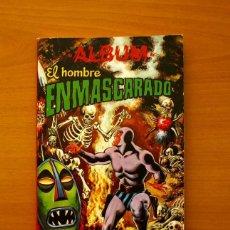 Tebeos: ÁLBUM EL HOMBRE ENMASCARADO - Nº 5, EL AMULETO DE LLONGO - EDITORIAL VALENCIANA 1981. Lote 194282423