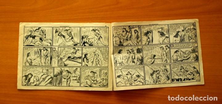 Tebeos: El hombre de piedra - Nº 198, Los Devastadores - Editorial Valenciana 1950 - Foto 4 - 194285865