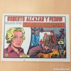 Tebeos: ROBERTO ALCAZAR Y PEDRIN - UNA SEÑORA SORPRENDENTE. VALENCIANA. NUM 1154. Lote 194302276