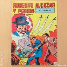 Tebeos: ROBERTO ALCAZAR Y PEDRIN - EL LOBATO. VALENCIANA. NUM 26. Lote 194302551