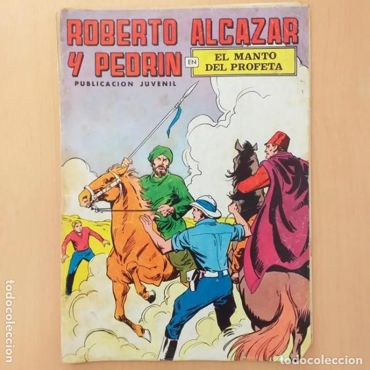 ROBERTO ALCAZAR Y PEDRIN - EL MANTO DEL PROFETA. VALENCIANA NUM 31 (Tebeos y Comics - Valenciana - Roberto Alcázar y Pedrín)