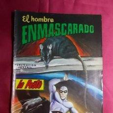Tebeos: EL HOMBRE ENMASCARADO. Nº 17. COLOSOS DEL COMIC. EDITORIAL VALENCIANA.. Lote 194353226