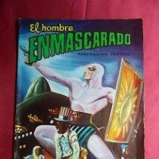 Tebeos: EL HOMBRE ENMASCARADO. Nº 20. COLOSOS DEL COMIC. EDITORIAL VALENCIANA.. Lote 194353727