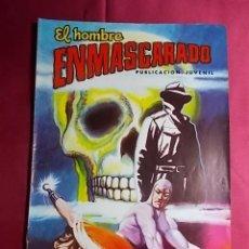 Tebeos: EL HOMBRE ENMASCARADO. Nº 22. COLOSOS DEL COMIC. EDITORIAL VALENCIANA.. Lote 194354302