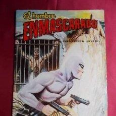 Tebeos: EL HOMBRE ENMASCARADO. Nº 30. COLOSOS DEL COMIC. EDITORIAL VALENCIANA.. Lote 194354432