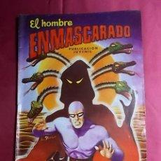 Tebeos: EL HOMBRE ENMASCARADO. Nº 31. COLOSOS DEL COMIC. EDITORIAL VALENCIANA.. Lote 194354527