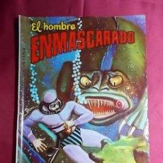 Tebeos: EL HOMBRE ENMASCARADO. Nº 32 COLOSOS DEL COMIC. EDITORIAL VALENCIANA.. Lote 194355323