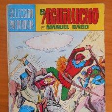 Tebeos: EL AGUILUCHO Nº 4 - SELECCION AVENTURERA - MANUEL GAGO - VALENCIANA (IP). Lote 194373470