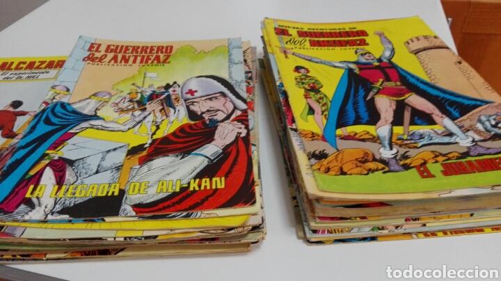 GUERRERO DEL ANTIFAZ Y NUEVAS AVENTURAS, ELIGE DOS COMIC (Tebeos y Comics - Valenciana - Guerrero del Antifaz)
