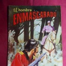 Tebeos: EL HOMBRE ENMASCARADO. Nº 37. COLOSOS DEL COMIC. EDITORIAL VALENCIANA.. Lote 194536395