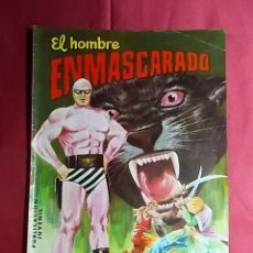 Tebeos: EL HOMBRE ENMASCARADO. Nº 38. COLOSOS DEL COMIC. EDITORIAL VALENCIANA.. Lote 194536540