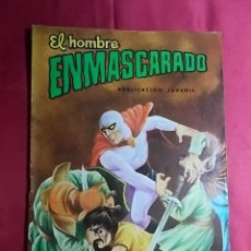 Tebeos: EL HOMBRE ENMASCARADO. Nº 40. COLOSOS DEL COMIC. EDITORIAL VALENCIANA.. Lote 194536886