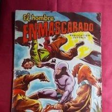 Tebeos: EL HOMBRE ENMASCARADO. Nº 45. COLOSOS DEL COMIC. EDITORIAL VALENCIANA.. Lote 194538245