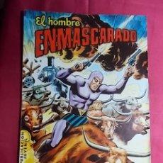 Tebeos: EL HOMBRE ENMASCARADO. Nº 47. COLOSOS DEL COMIC. EDITORIAL VALENCIANA.. Lote 194538671