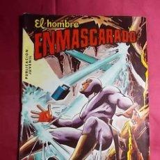 Tebeos: EL HOMBRE ENMASCARADO. Nº 49. COLOSOS DEL COMIC. EDITORIAL VALENCIANA.. Lote 194538996