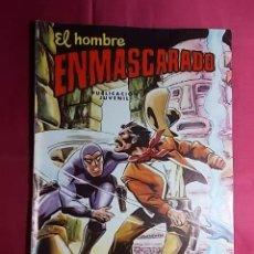 Tebeos: EL HOMBRE ENMASCARADO. Nº 50. COLOSOS DEL COMIC. EDITORIAL VALENCIANA.. Lote 194539087