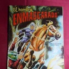 Tebeos: EL HOMBRE ENMASCARADO. Nº 51. COLOSOS DEL COMIC. EDITORIAL VALENCIANA.. Lote 194539575