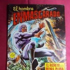 Tebeos: EL HOMBRE ENMASCARADO. Nº 52. COLOSOS DEL COMIC. EDITORIAL VALENCIANA.. Lote 194539695