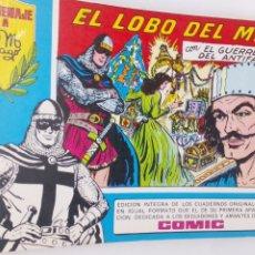 Tebeos: COMIC DEL GUERRERO DEL ANTIFAZ AÑO 1982 N47. Lote 218629603