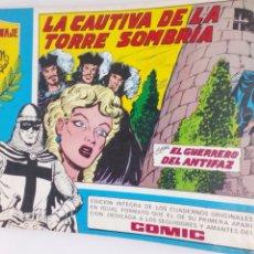 Tebeos: COMIC DEL GUERRERO DEL ANTIFAZ AÑO 1982 N46. Lote 218629590