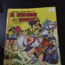 Livros de Banda Desenhada: VALENCIANA NUEVAS AVENTURAS DEL GUERRERO DEL ANTIFAZ NUMERO 57 NORMAL ESTADO - OFERTA 1. Lote 194580805