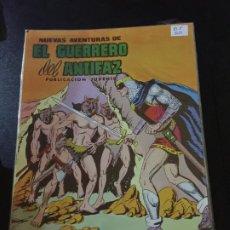 Livros de Banda Desenhada: VALENCIANA NUEVAS AVENTURAS DEL GUERRERO DEL ANTIFAZ NUMERO 55 NORMAL ESTADO - OFERTA 1. Lote 194580842