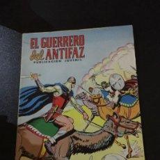 Tebeos: VALENCIANA EL GUERRERO DEL ANTIFAZ NUMERO 232 NORMAL ESTADO - OFERTA 1. Lote 194581850