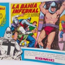Tebeos: COMIC DEL GUERRERO DEL ANTIFAZ AÑO 1982 N29. Lote 194583887