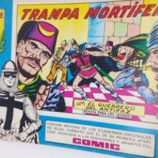 Tebeos: COMIC DEL GUERRERO DEL ANTIFAZ AÑO 1982 N81. Lote 194584256