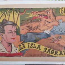 Tebeos: CARLOS RAY NÚMERO 1 PRIMERA EDICIÓN MUY NUEVO. Lote 194584400