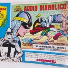 Tebeos: COMIC DEL GUERRERO DEL ANTIFAZ AÑO 1982 N78. Lote 194584826