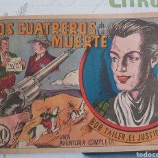 Tebeos: BOB TAILER EL JUSTICIERO NÚMERO 2. Lote 194586153