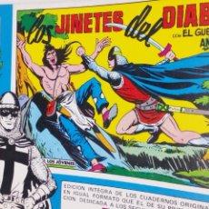 Tebeos: COMIC DEL GUERRERO DEL ANTIFAZ AÑO 1982 E72. Lote 194604680
